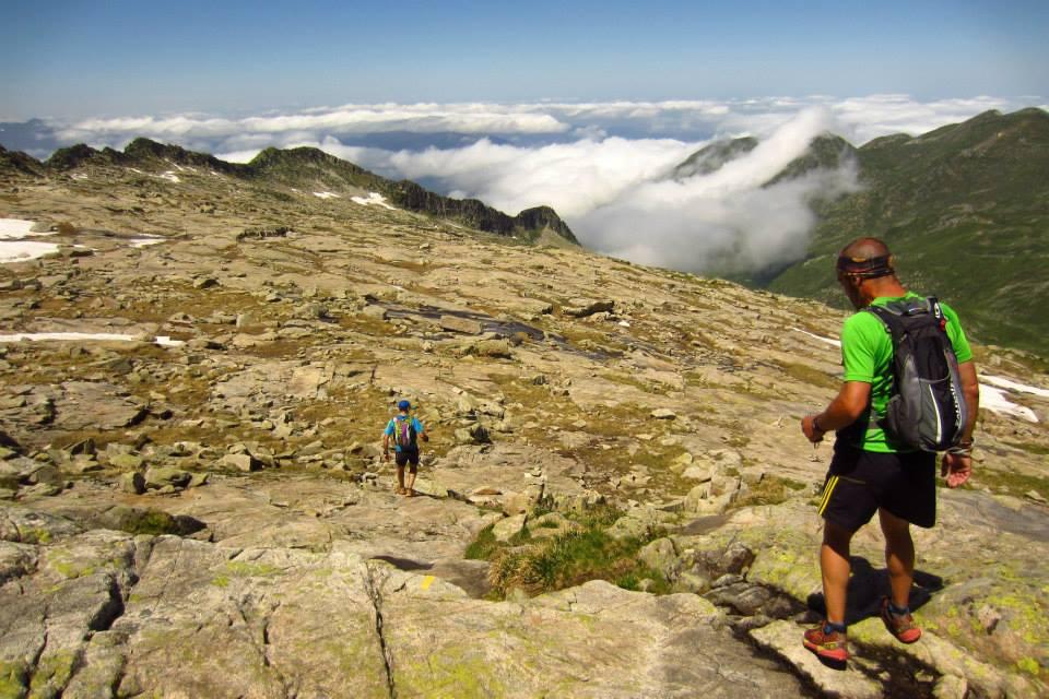 Mont Valier 2838m Valier